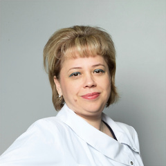 Sokolova Irina Viktorovna