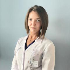 Kravchenok Yulia Vasilyevna