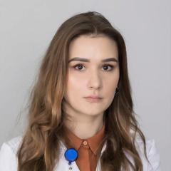 Anosova Victoria Vitalievna