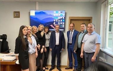 Saratov doctors will...