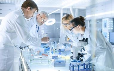 Laboratory of oncogenetics...