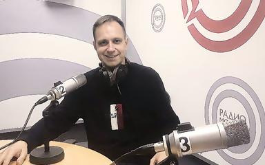 MCSC expert on Radio Moscow