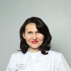 Kryvchikova Larisa Vladimirovna
