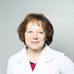 Nikitina Lilia Vladimirovna