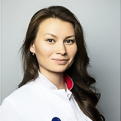 Malykh Marina Vasilyevna
